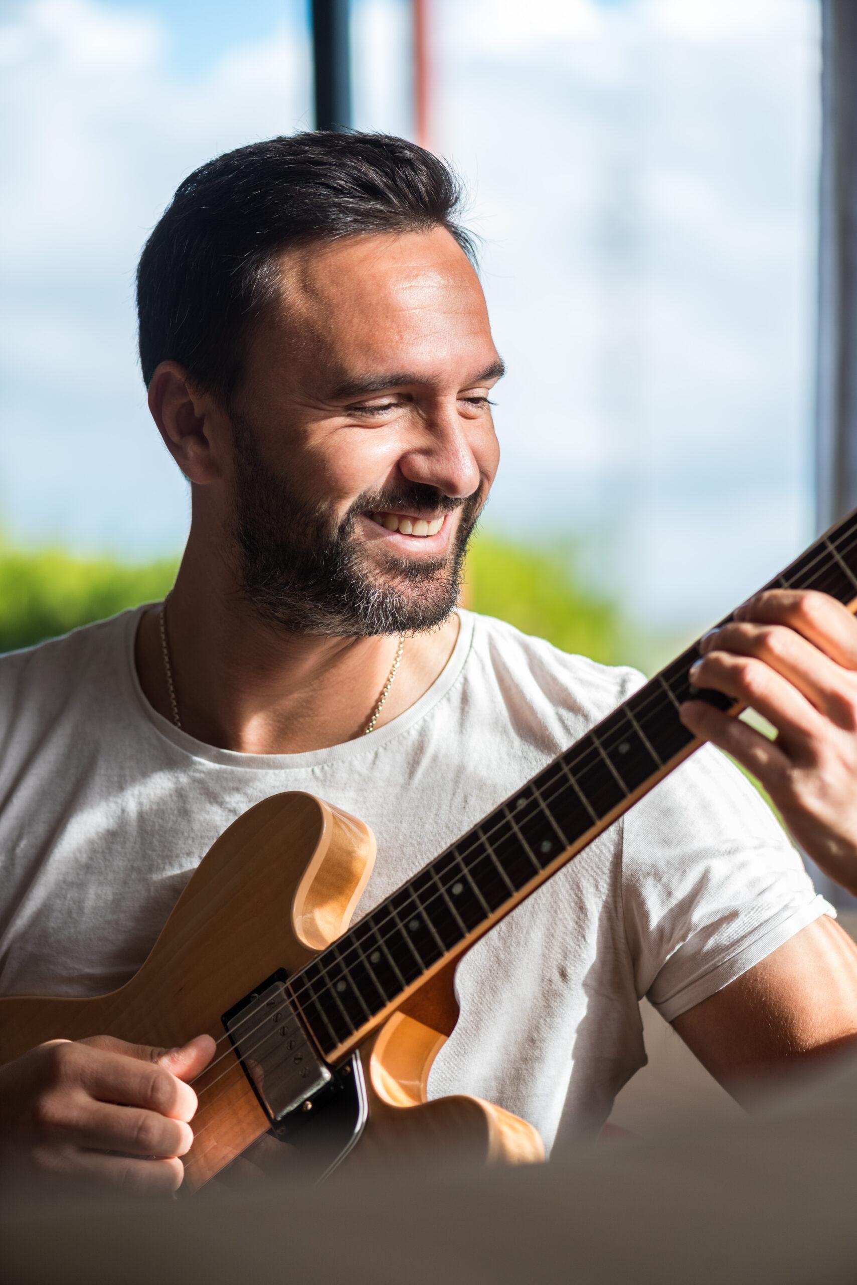 Mallorcan guitarist