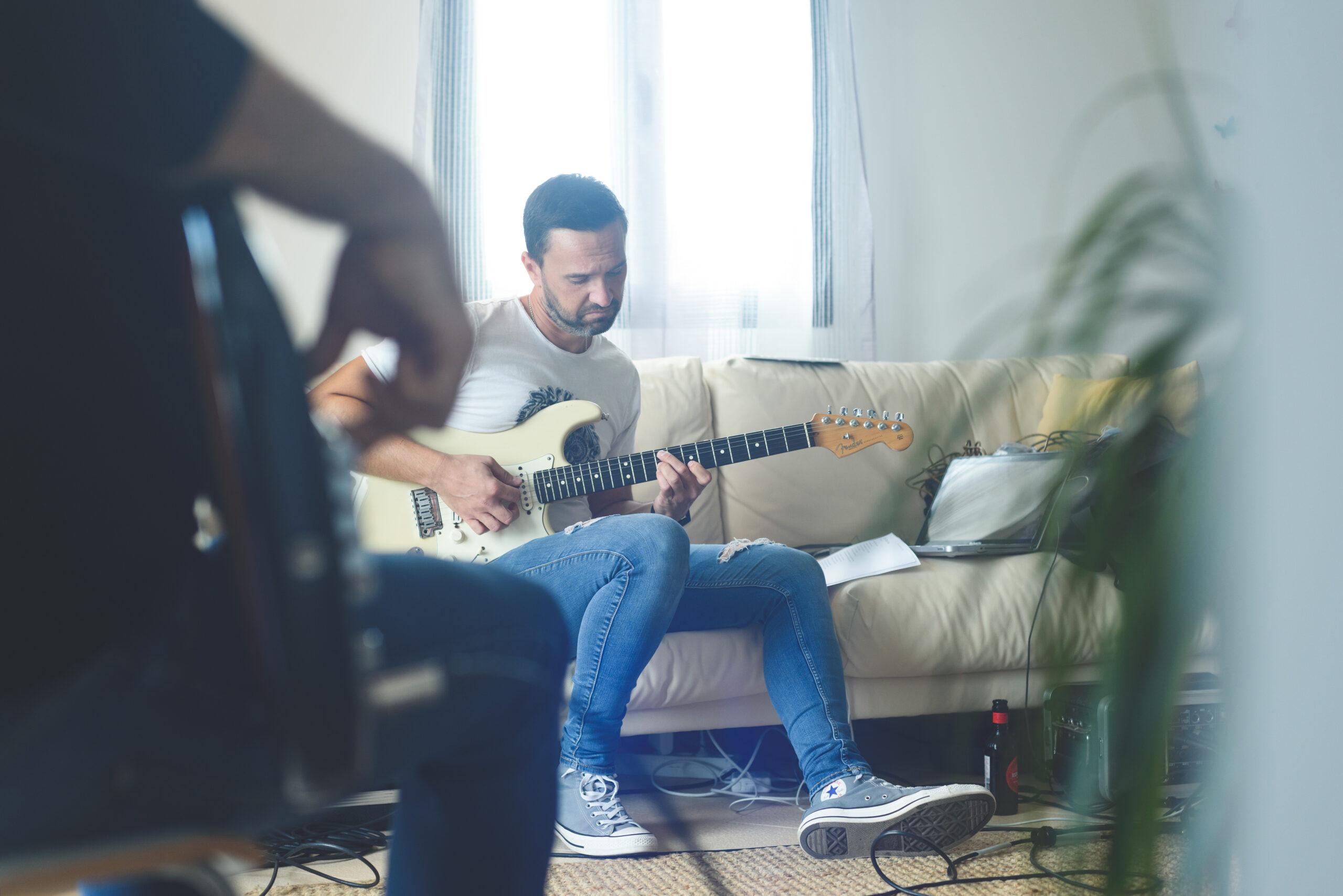 wedding guitarist, Mallorca