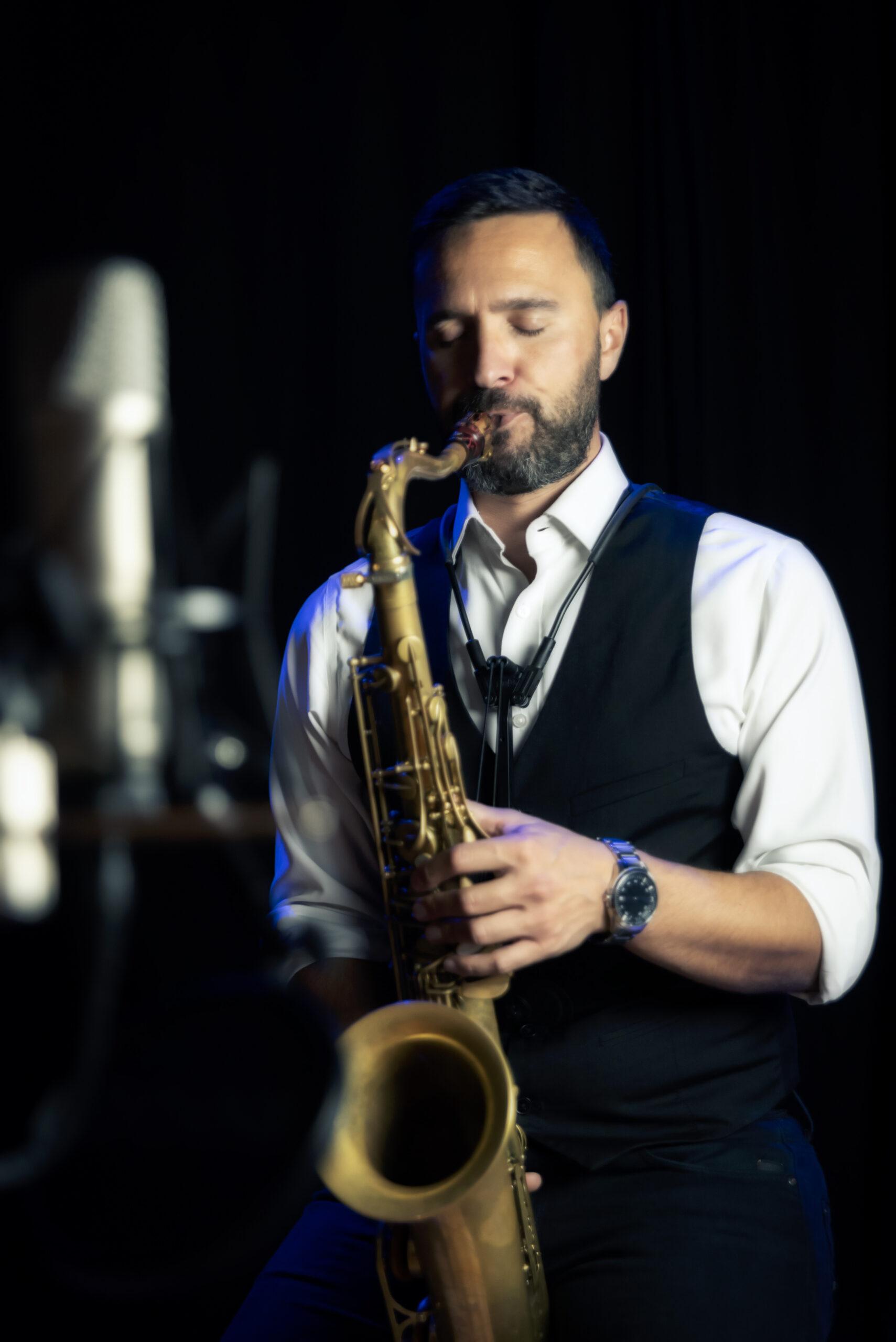 wedding saxophonist, Mallorca