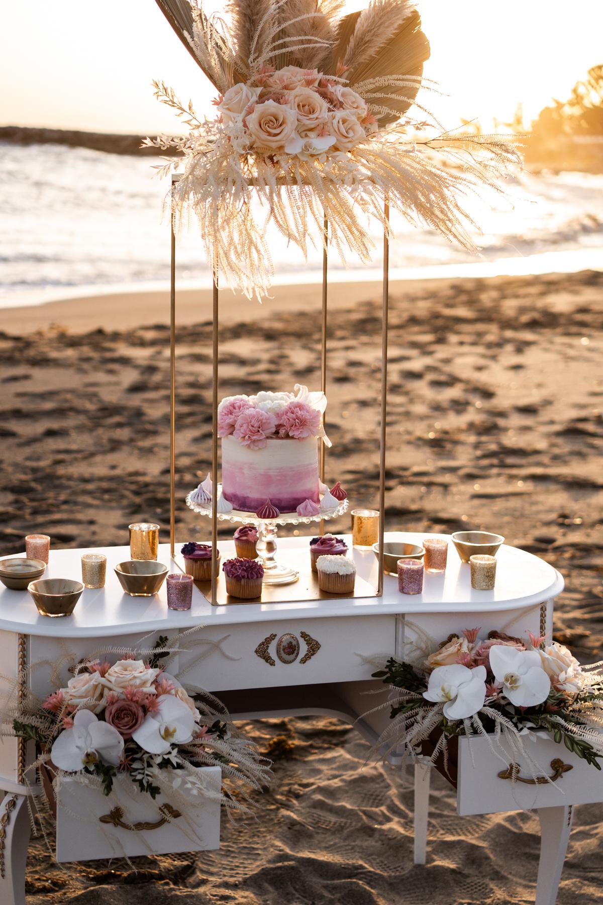 Camy wedding decor