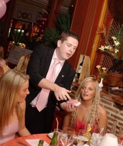 Magic Al, wedding magician