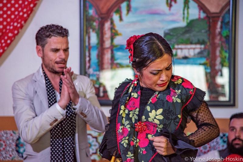 Asami, flamenco band Marbella