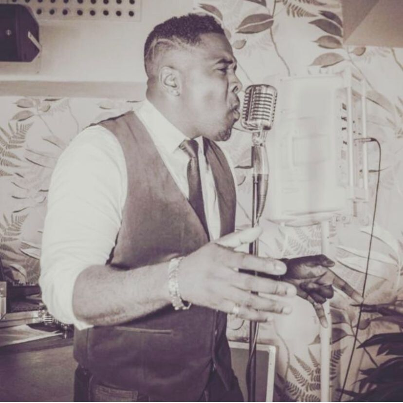 Soul singer Mr Maph