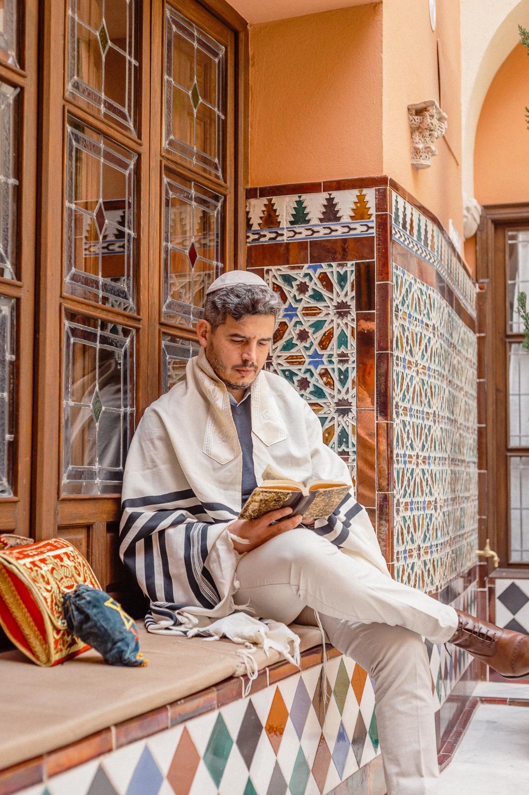 Rabbi Haim Casas