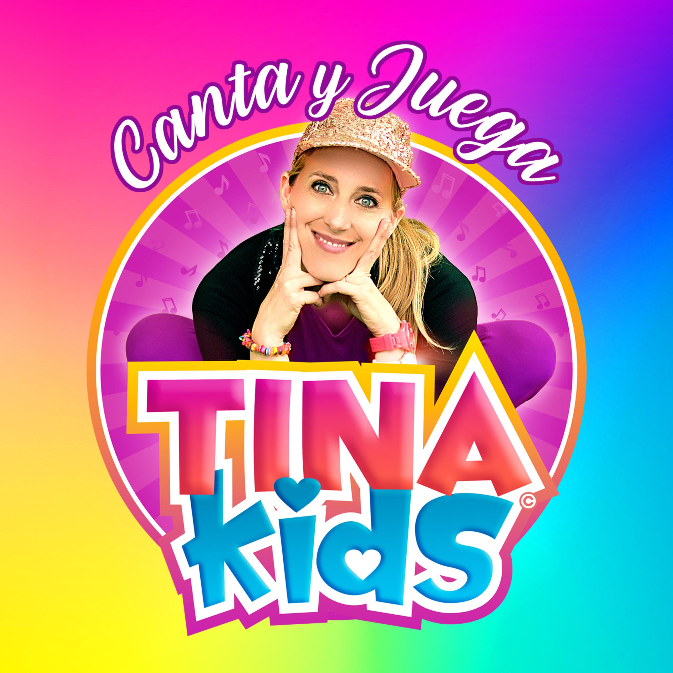 Kids wedding entertainer Spain, Tina Kids winner of Latin grammy award.