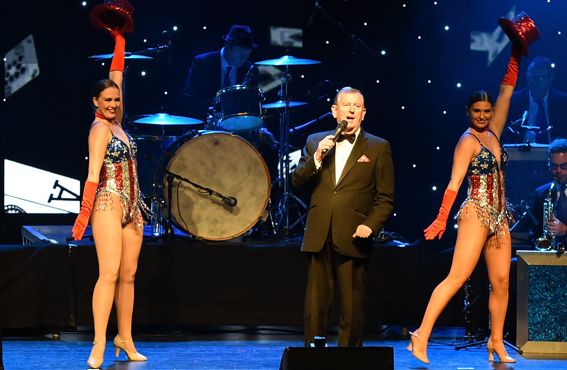 Wedding Singer Spain, Frank Sinatra Tribute Artist on the Costa del Sol