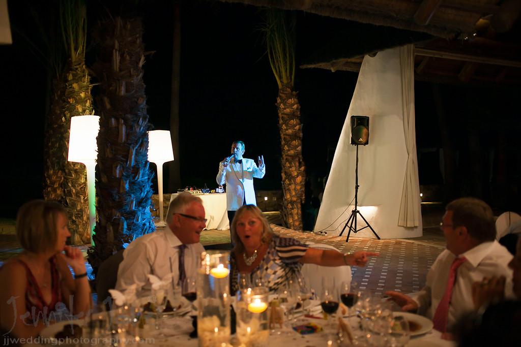 Wedding singer Spain