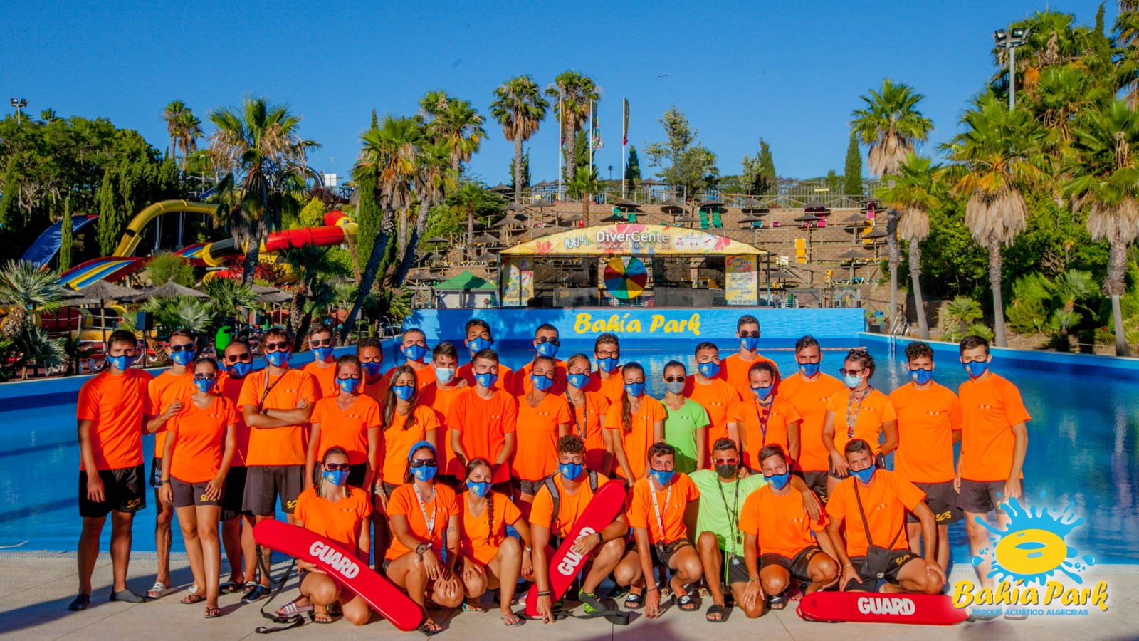 Lifeguard service for your poolside wedding in Spain