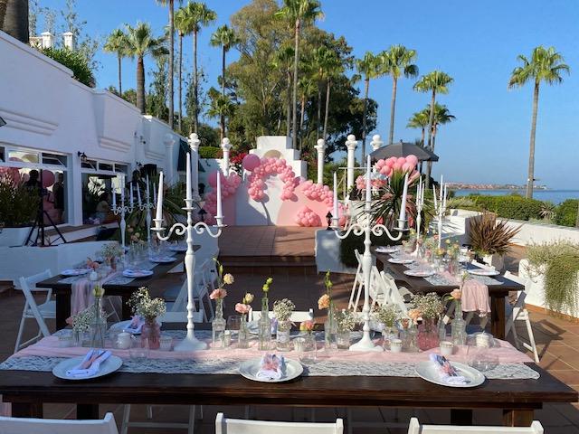 Expert Wedding Planner, table decor