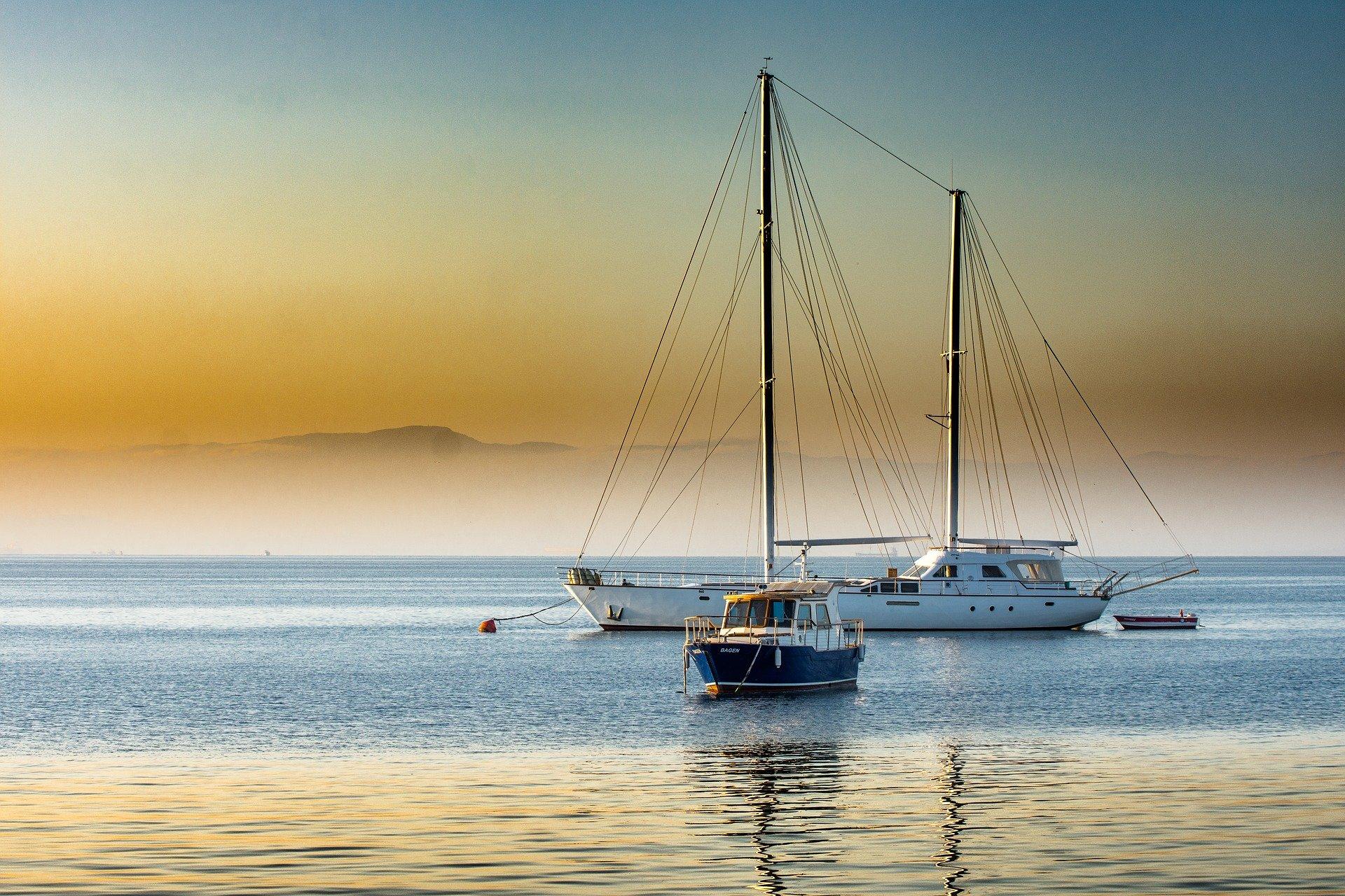 Nautical tourism Spain.