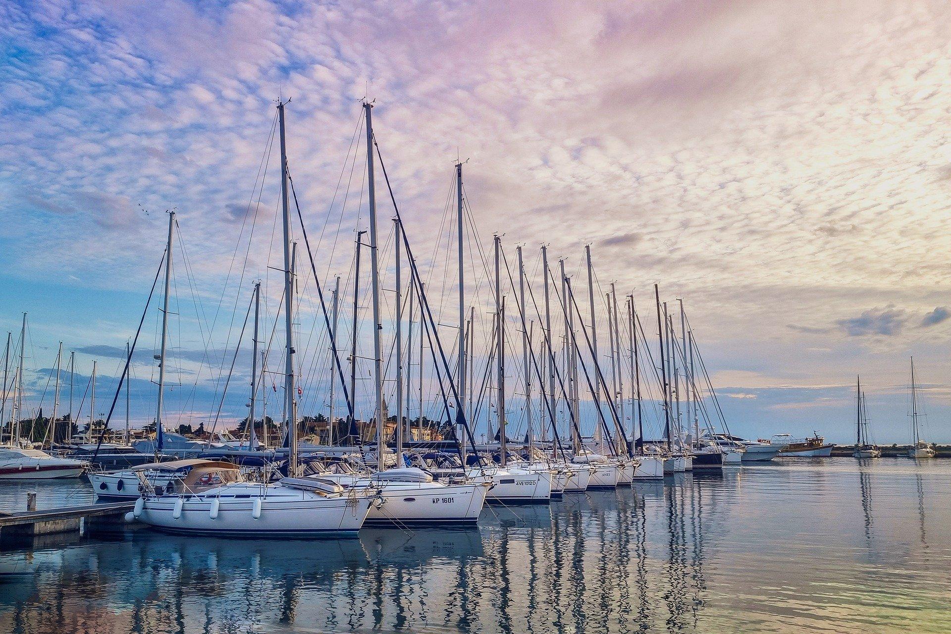 Nautical tourism Spain