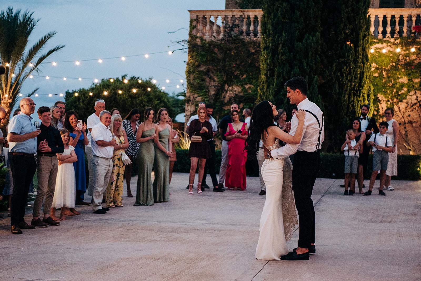 Rustic styling wedding