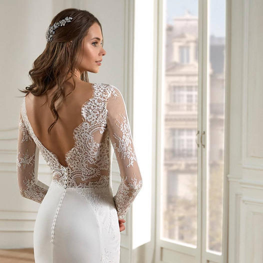 Bridal gowns in Spain