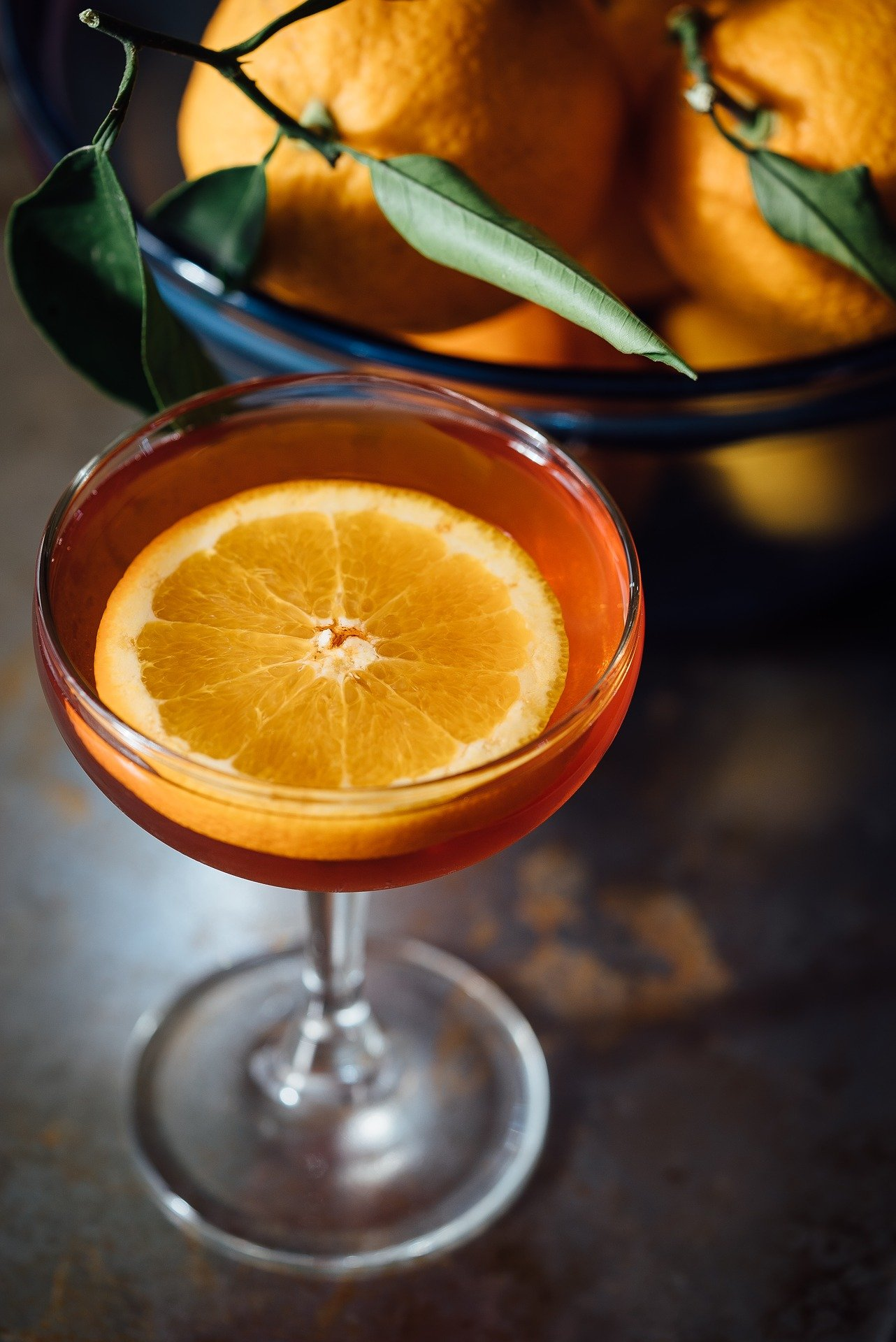 Gin and Tonic with a twist, the Seville Orange Gin,