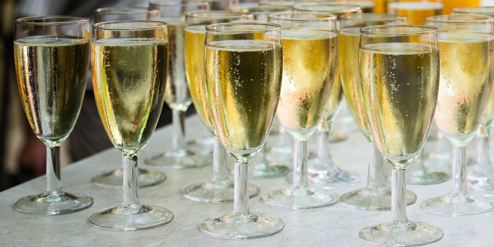Sparkling Summer liquid refreshments
