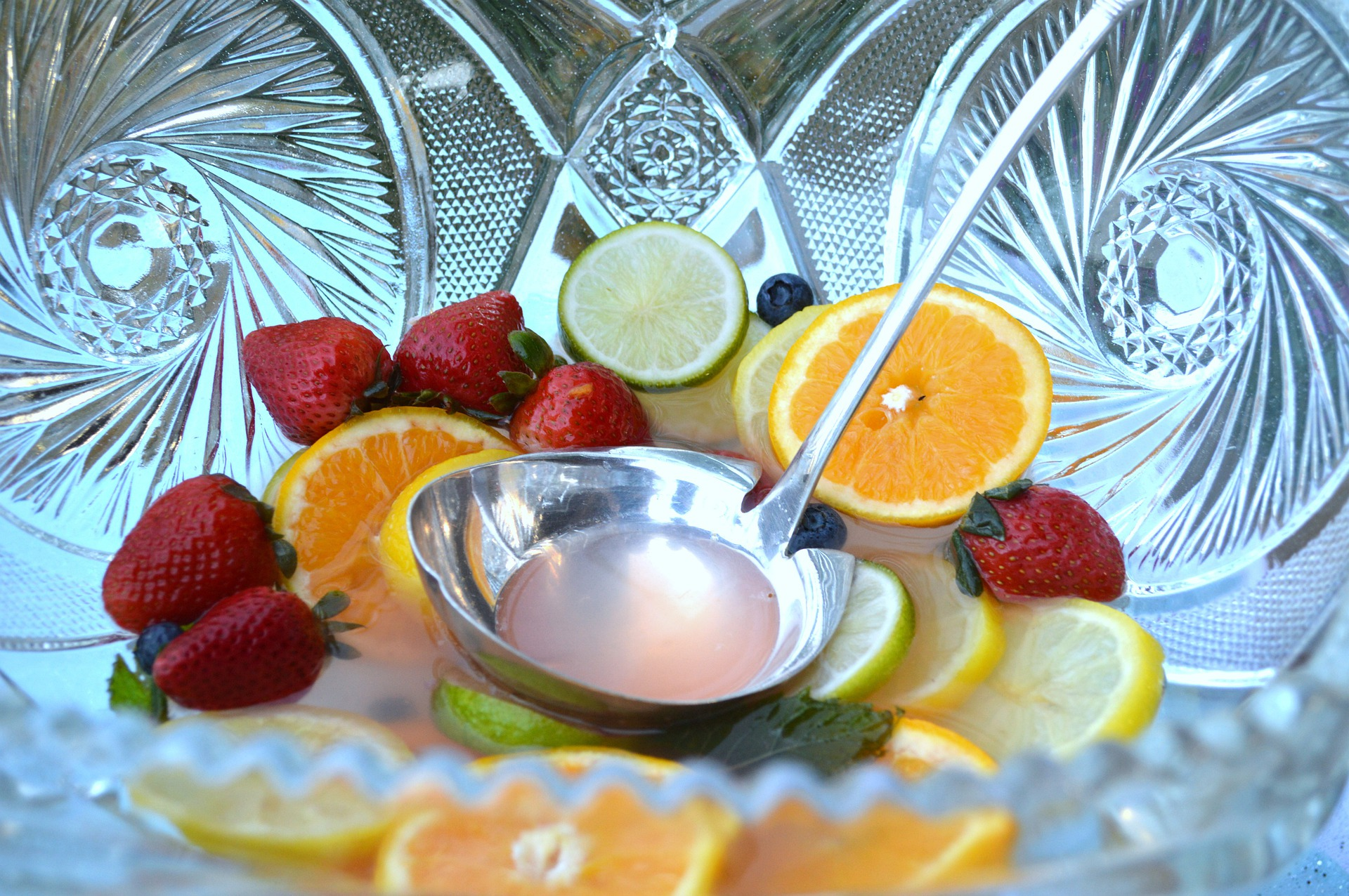 Aguas frescas are light non-alcoholic beverages made from one or more fruits,