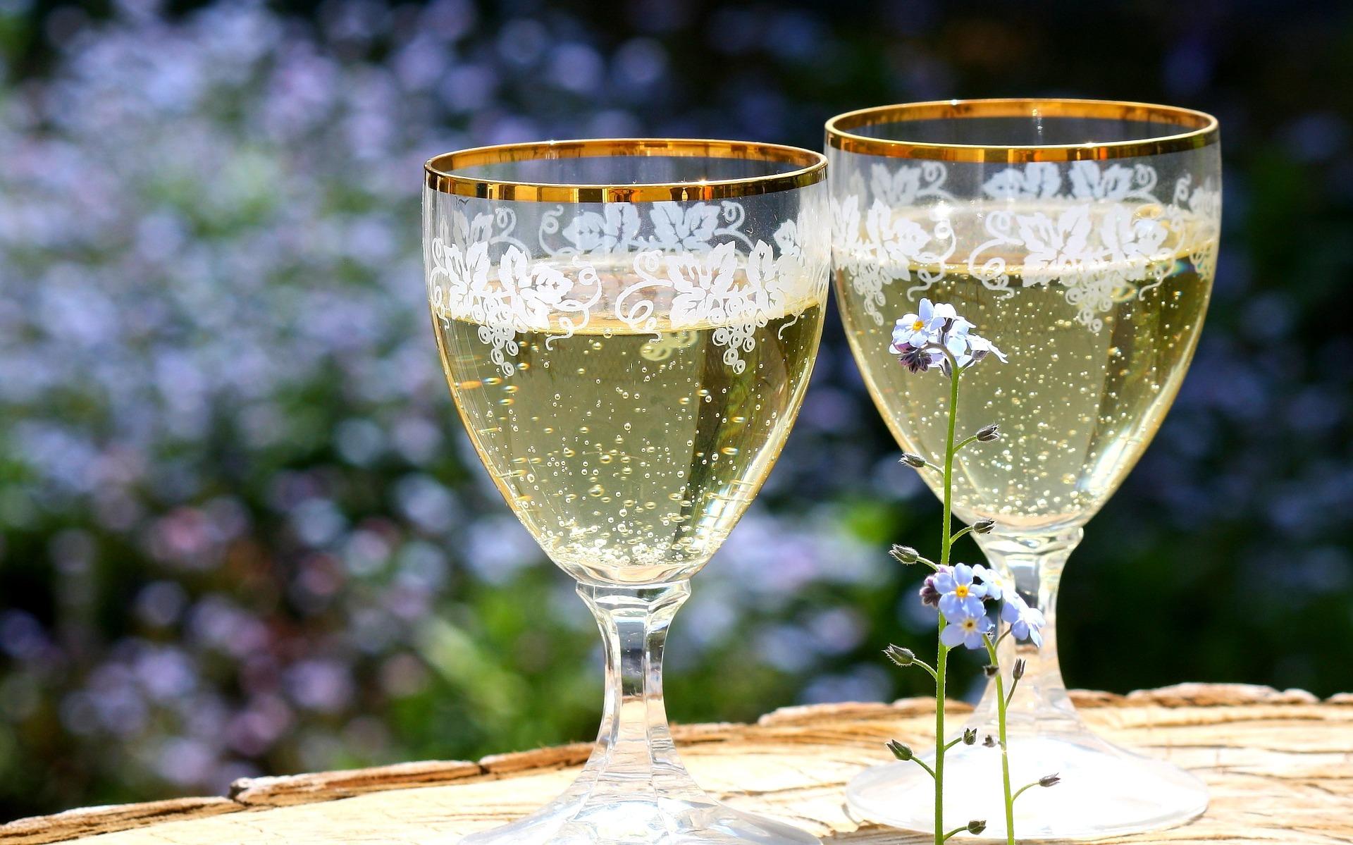 Cava, Spanish sparkling wine.