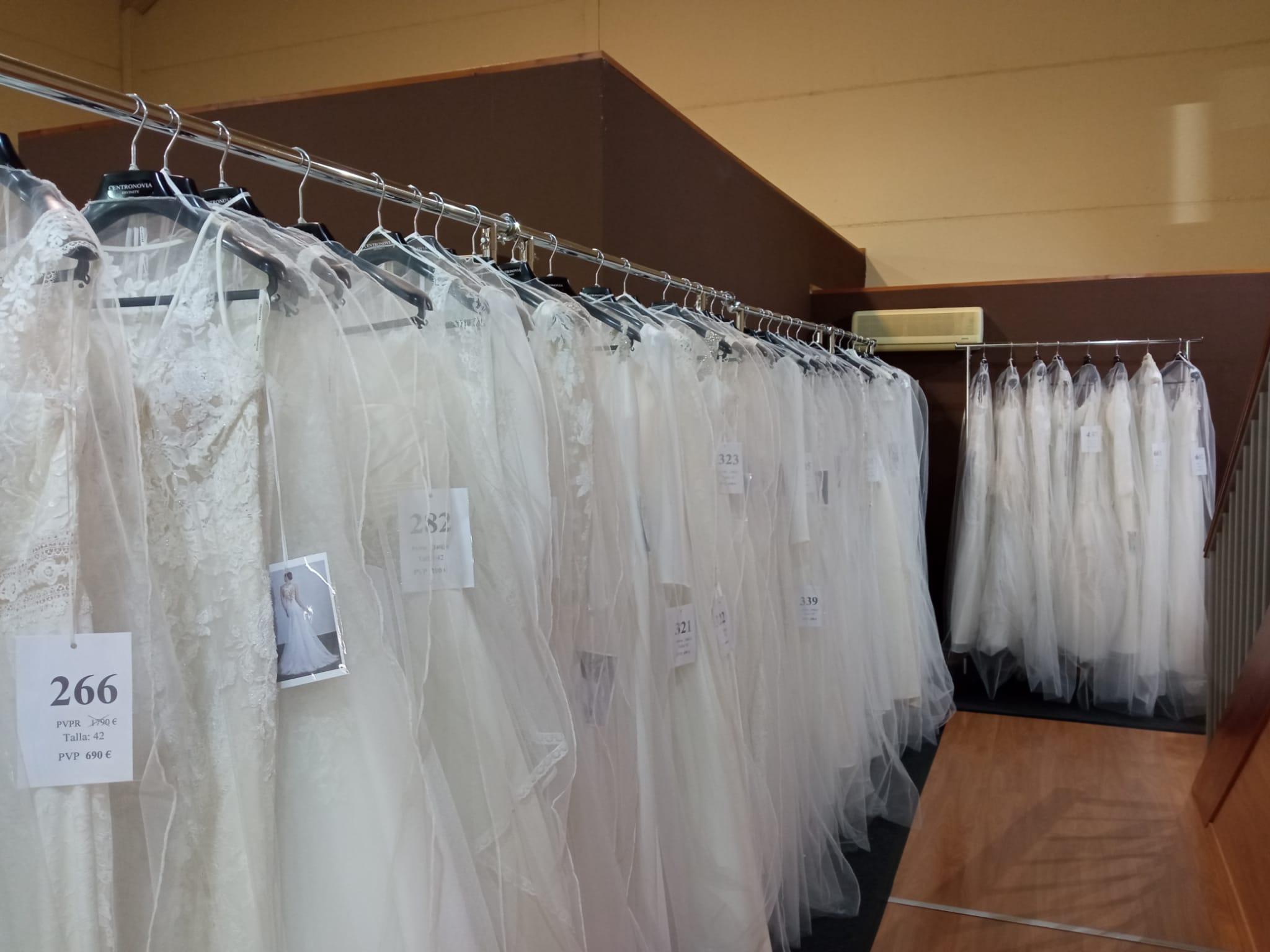 Divinity CentroNovia bridal gowns