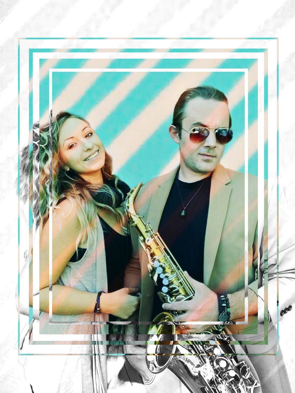 Wedding saxophone and DJ combo Spain